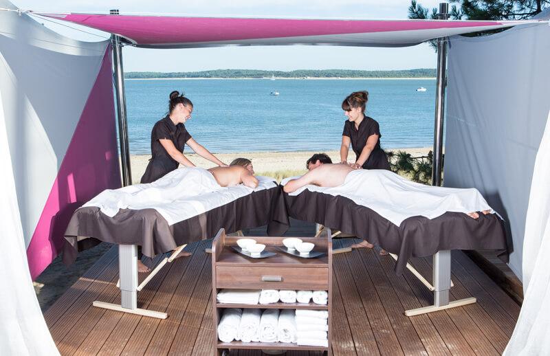 massage modelage thalasso oleron