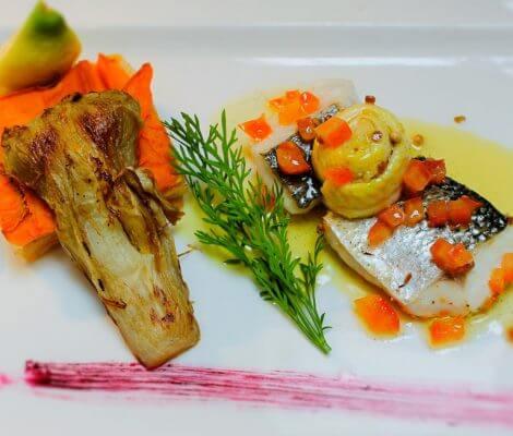 recette chef cuisinier, olivier thiercelin, thalasso oleron