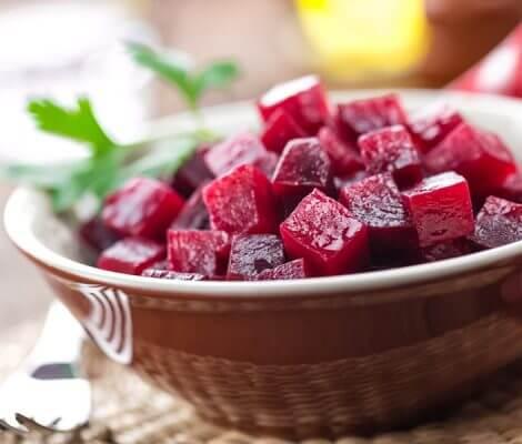 Salade bettrave dietetique thalasso oleron