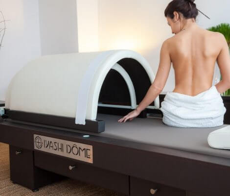 sauna japonais iyashi dome thalasso oleron