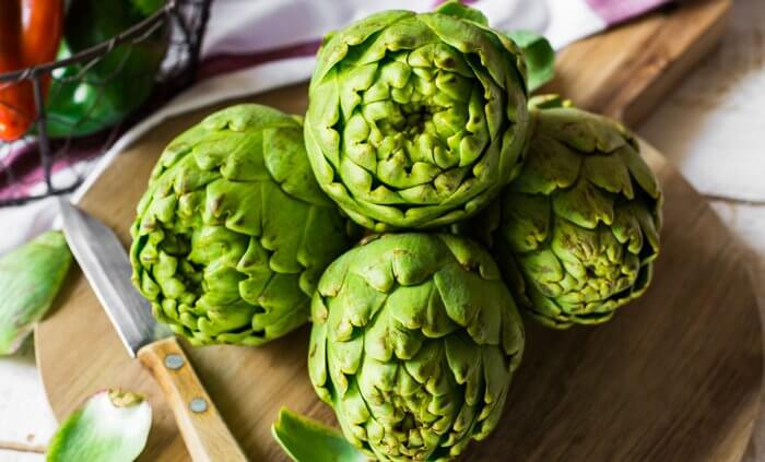 The artichoke, this vegetable that makes us feel good - Novotel Thalassa ...